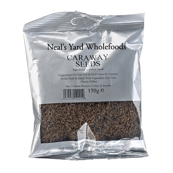 The Vital Ingredient Caraway Seeds 150g