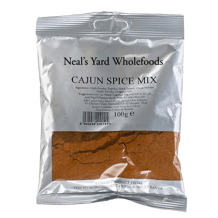 The Vital Ingredient Cajun Spice 100g