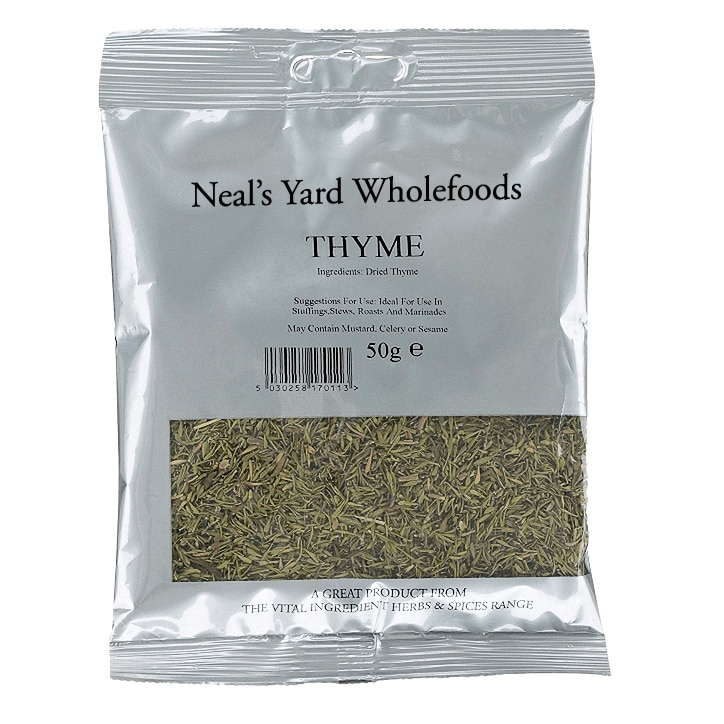 The Vital Ingredient Thyme