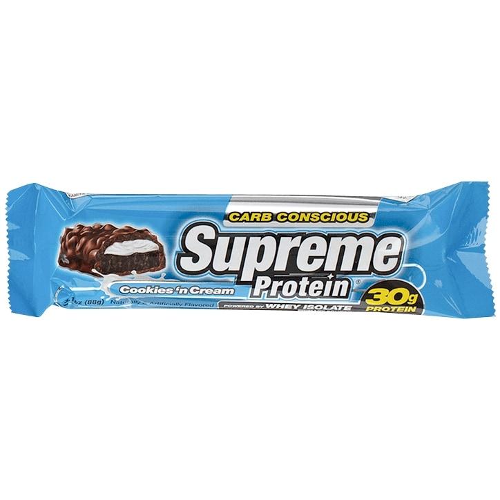 Supreme Protein Bar Cookies & Cream