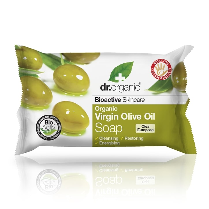 Dr Organic Virgin Olive Oil Soap