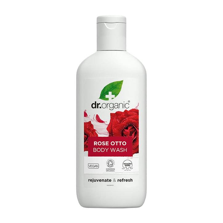 Dr Organic Rose Otto Body Wash