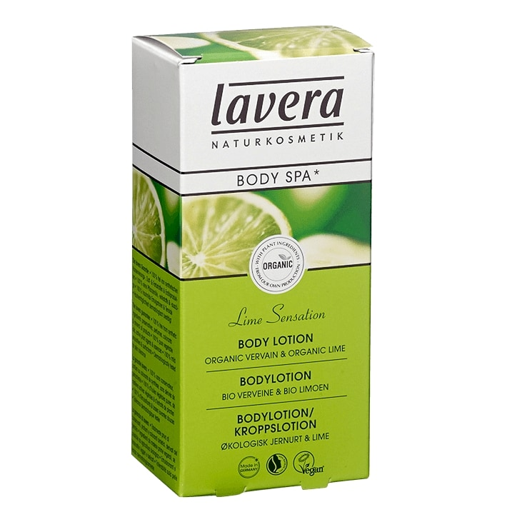 Lavera Body Lotion Lime Sensation