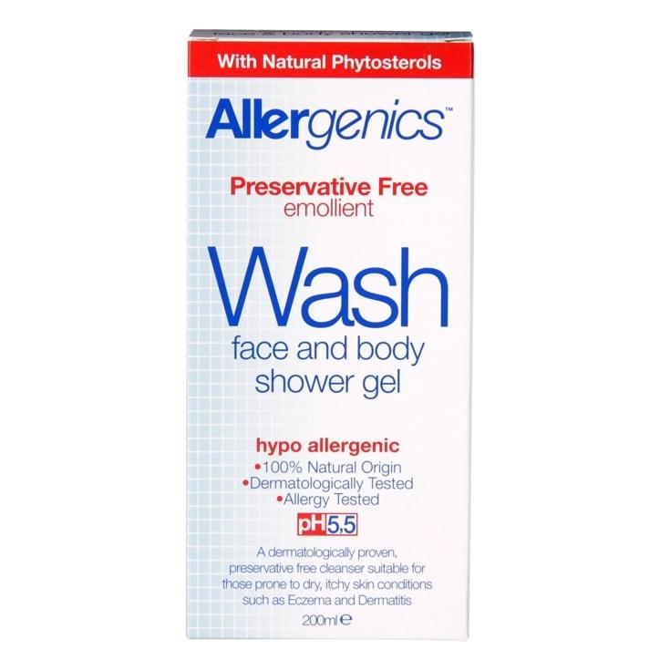 Allergenics Wash Shower Gel 200ml