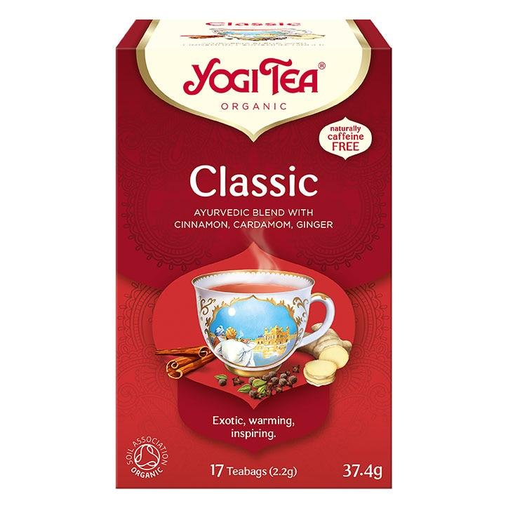 Yogi Tea Classic Organic Cinnamon Spice Tea
