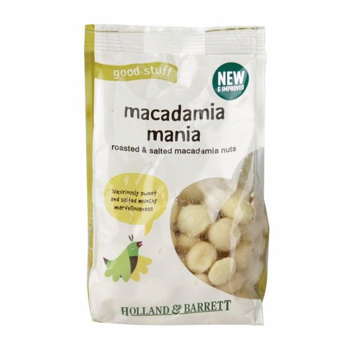 Holland Barrett Roasted Salted Macadamia Nuts Roasted Salt Holland Barrett The Uk S Leading Health Retailer
