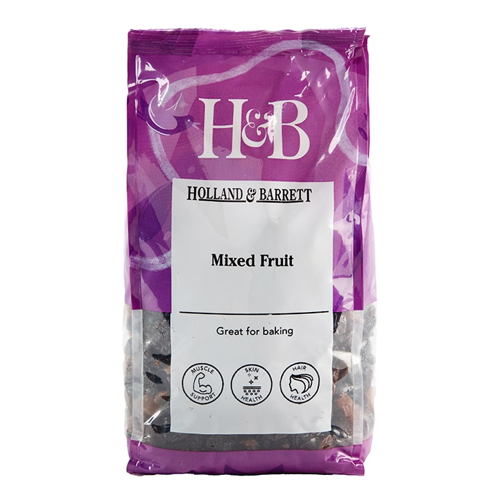 Holland & Barrett Mixed Fruit Trio 500g