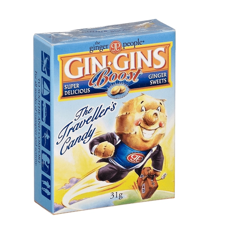 The Ginger People Gin Gins Ginger Caramel