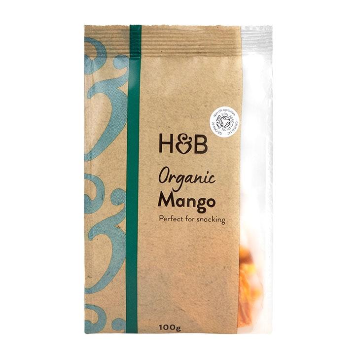 Holland & Barrett Organic Mango 100g