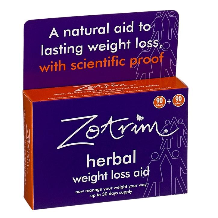 Natures Remedies Zotrim Tablets