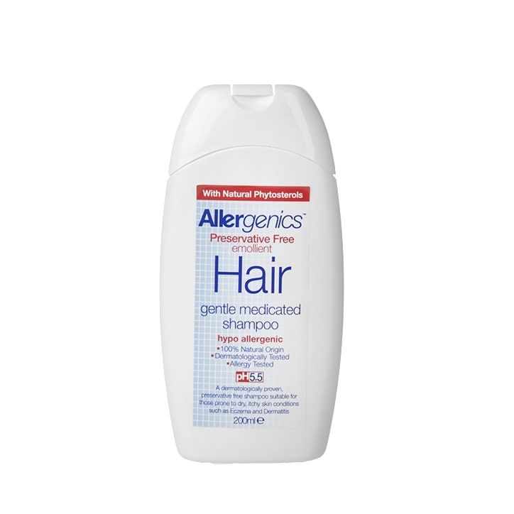 Allergenics Hair Gentle Medicated Shampoo