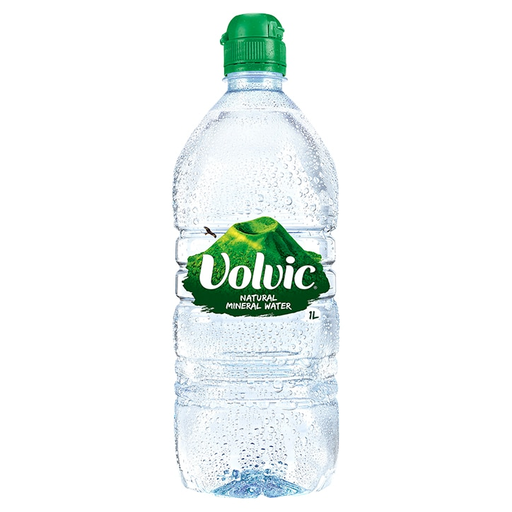 Volvic Natural Mineral Water 1l