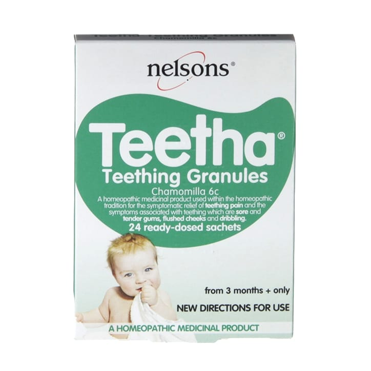 Nelsons Teetha Granules 24 Sachets