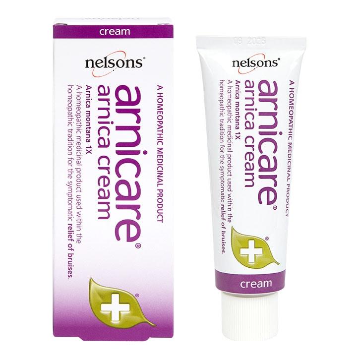 Nelsons Arnica Cream for Bruises 50g