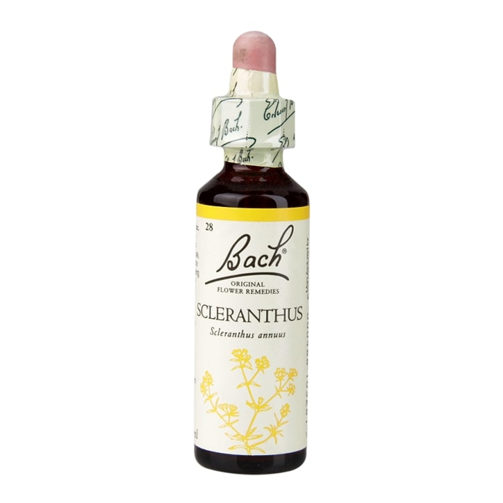 Bach Original Flower Remedies Scleranthus 20ml