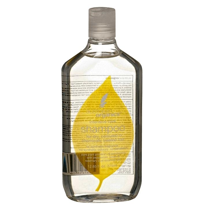Australian Organics Shampoo for Dry Coloured or Chemically Treated Hair