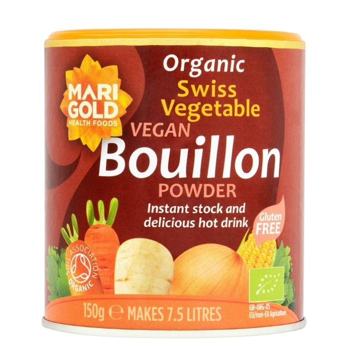 Marigold Swiss Vegetable Organic Vegan Bouillon Powder