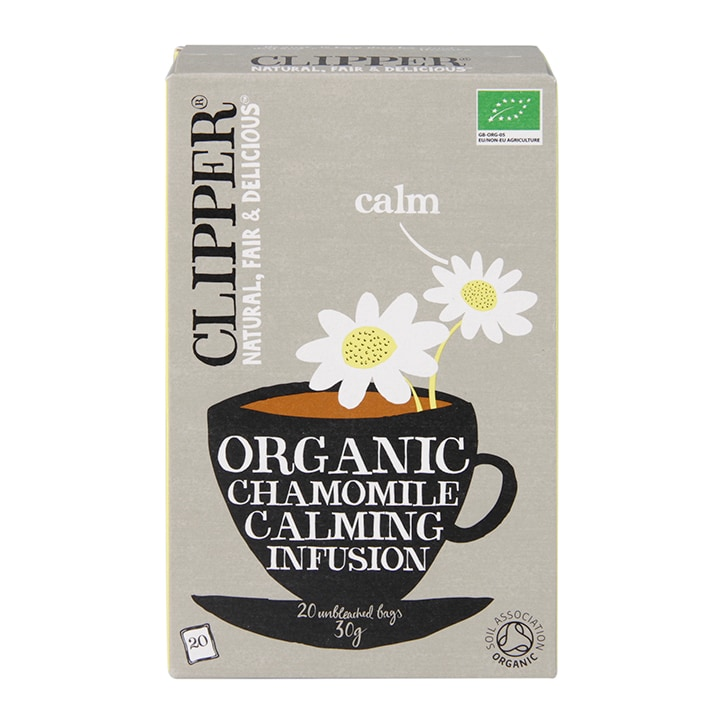 Clipper Chamomile Tea Bags