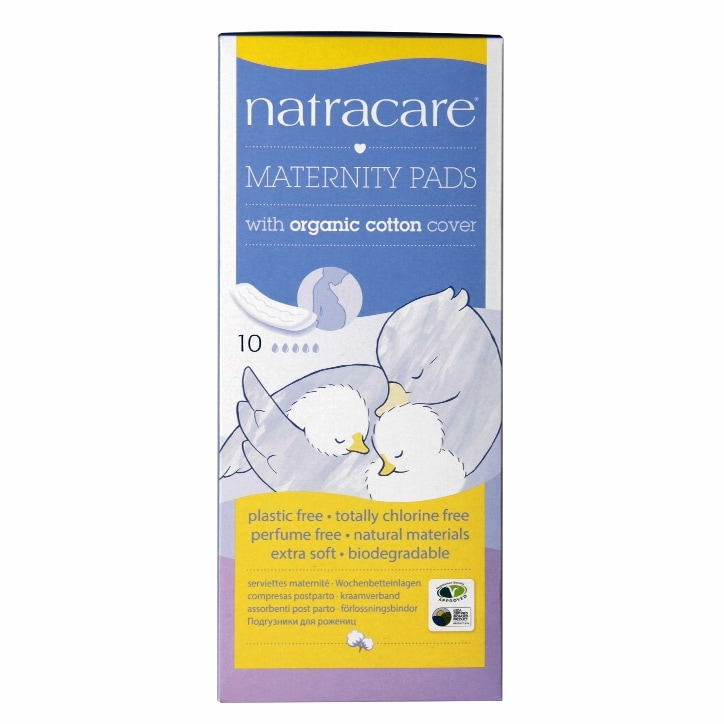 Natracare Natural Organic Maternity Pads