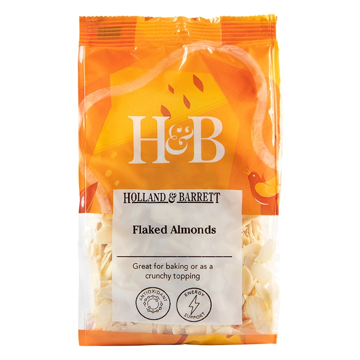 Holland & Barrett Flaked Almonds 150g