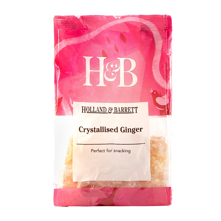 Holland & Barrett Crystallised Ginger Gems