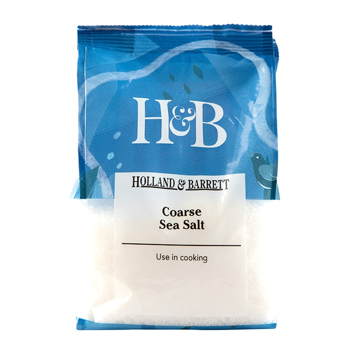 Holland & Barrett Coarse Sea Salt