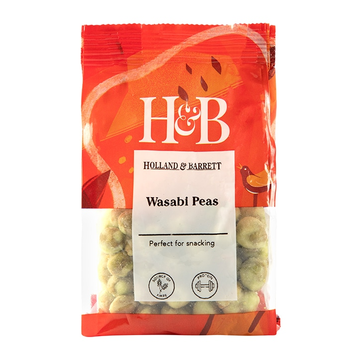 Holland & Barrett Wasabi Peas