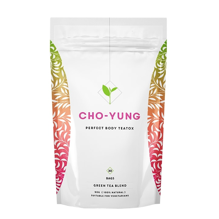 Cho Yung Green Tea Health Blend