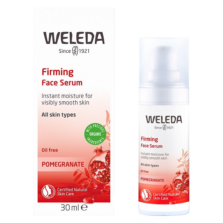 Weleda Pomegranate Firming Face Serum 30ml