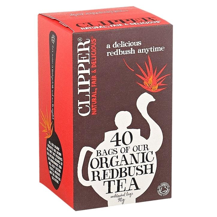 Clipper Organic Redbush Tea Bags