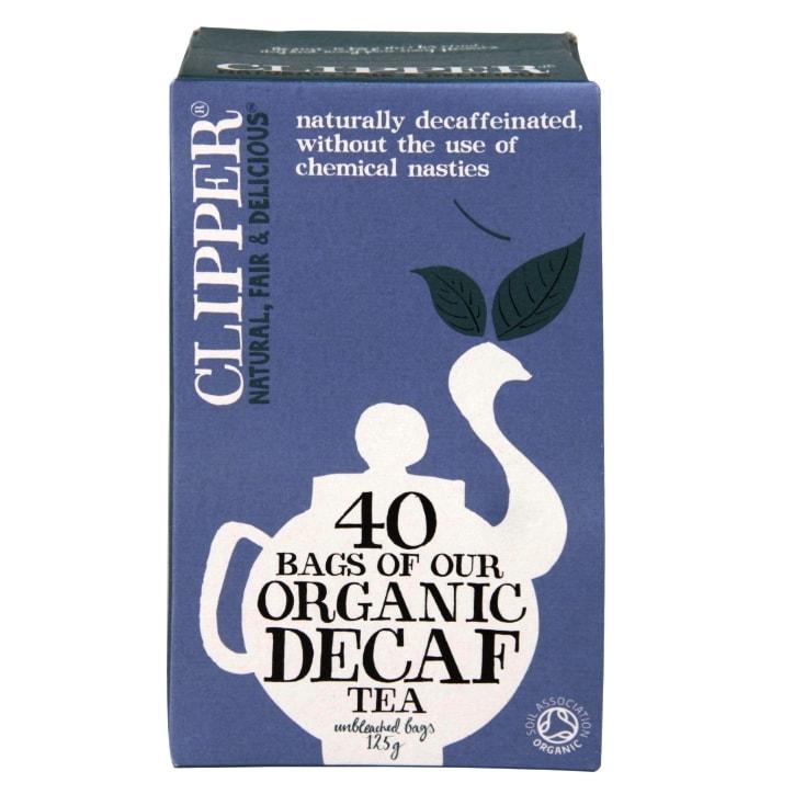 clipper organic decaf everyday tea holland barrett. Black Bedroom Furniture Sets. Home Design Ideas