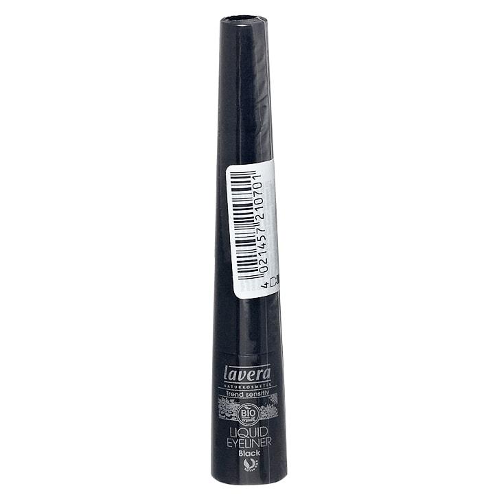 Lavera Trend Sensitiv Liquid Eyeliner 01 Black
