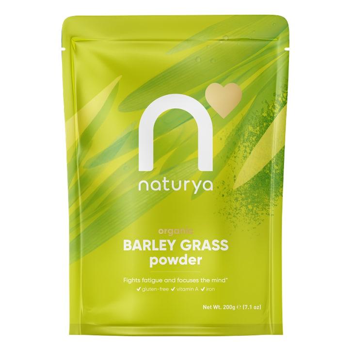 Naturya Organic Barleygrass Powder 200g
