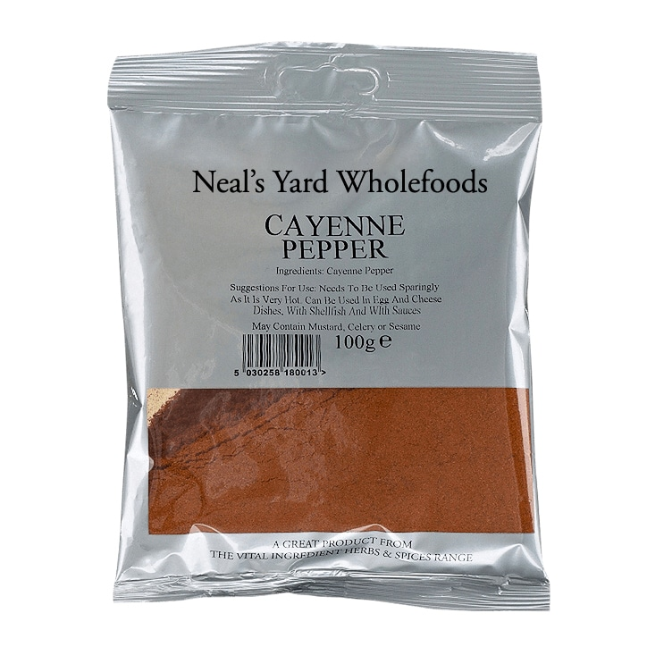 The Vital Ingredient Cayenne Pepper 100g