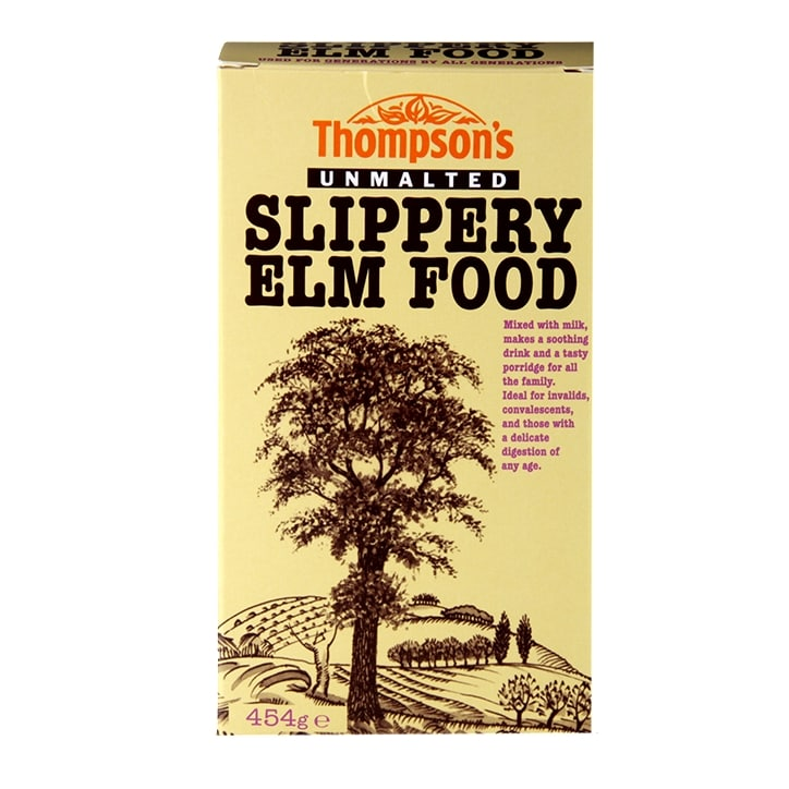Thompsons Unmalted Slippery Elm Food 454g