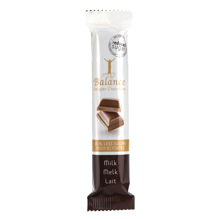 Balance Belgian Milk Chocolate Bar