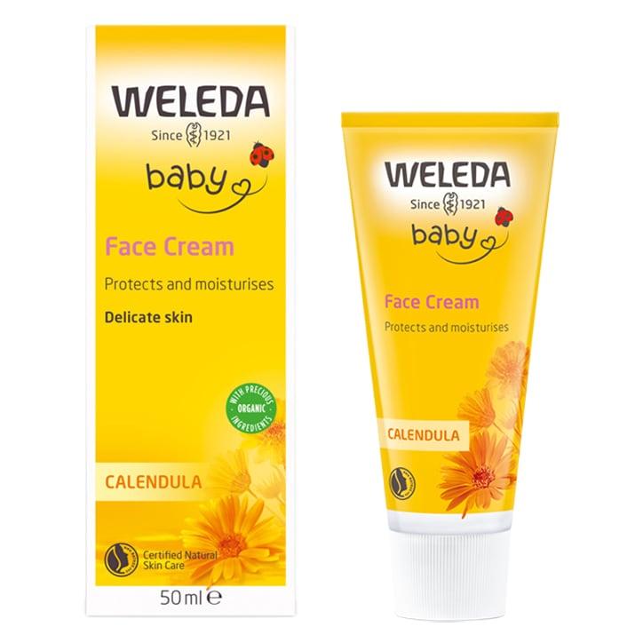 weleda calendula cream