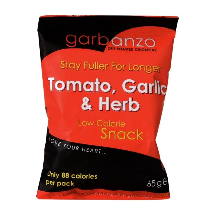 Garbanzo Dry Roasted Chickpeas Tomato, Garlic & Herb