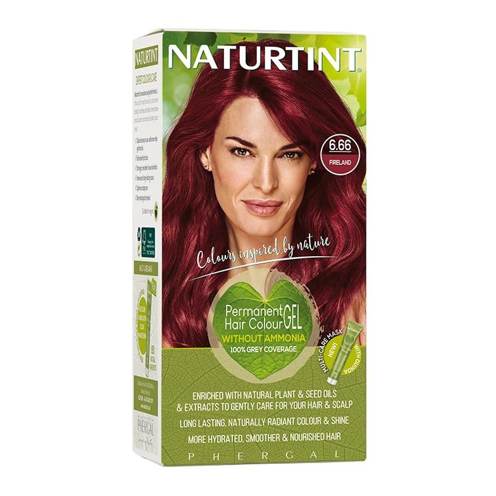 Naturtint Permanent Hair Colour 6.66 (Fireland)
