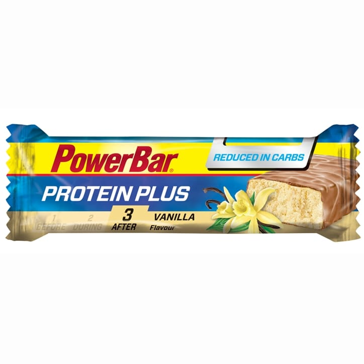 Powerbar ProteinPlus Low Carb Bar Vanilla 35g