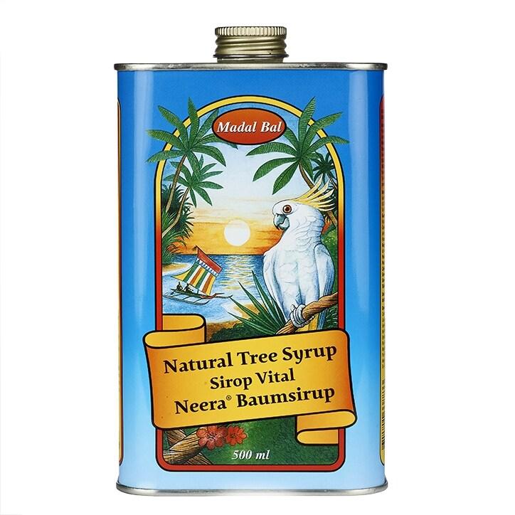 Madal Bal Natural Tree Syrup 500ml