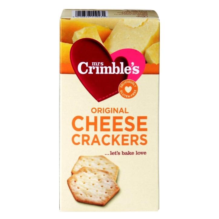 Mrs Crimble's Original Cheese Crackers 130g