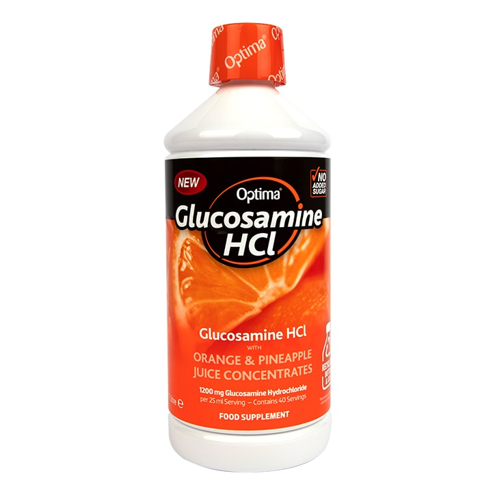 Optima Healthcare Activ Juice Orange & Pineapple 1l