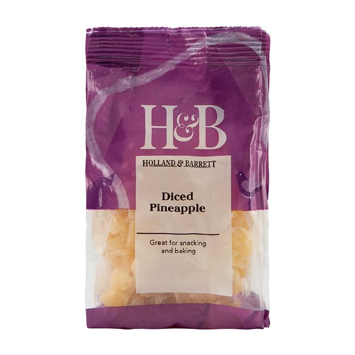 Holland & Barrett Diced Pineapple Pieces 100g