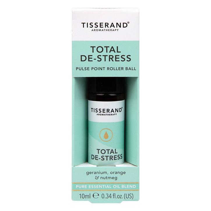 Tisserand Total De-Stress Roller Ball