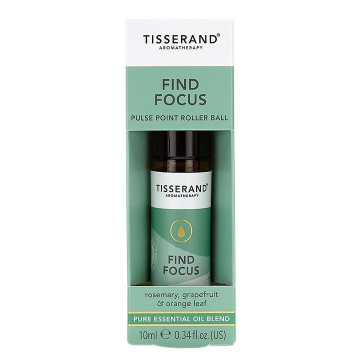 Tisserand Find Focus Roller Ball