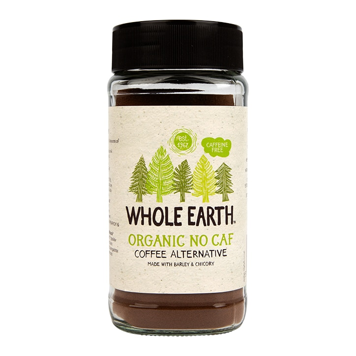 Whole Earth Organic No Caffeine Coffee Alternative 100g