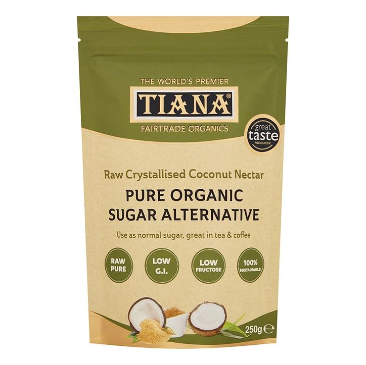 Tiana Organic Crystallised Coconut Nectar