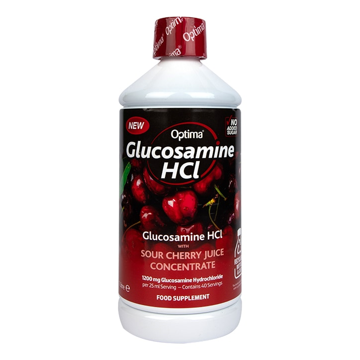 Optima Healthcare Activ Juice Cherry 1l