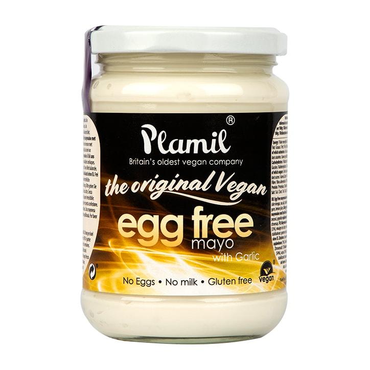 Plamil Egg Free Mayonnaise with Garlic 315g